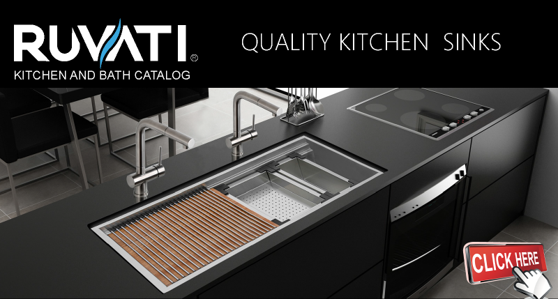 RUVATY SINK CATALOG